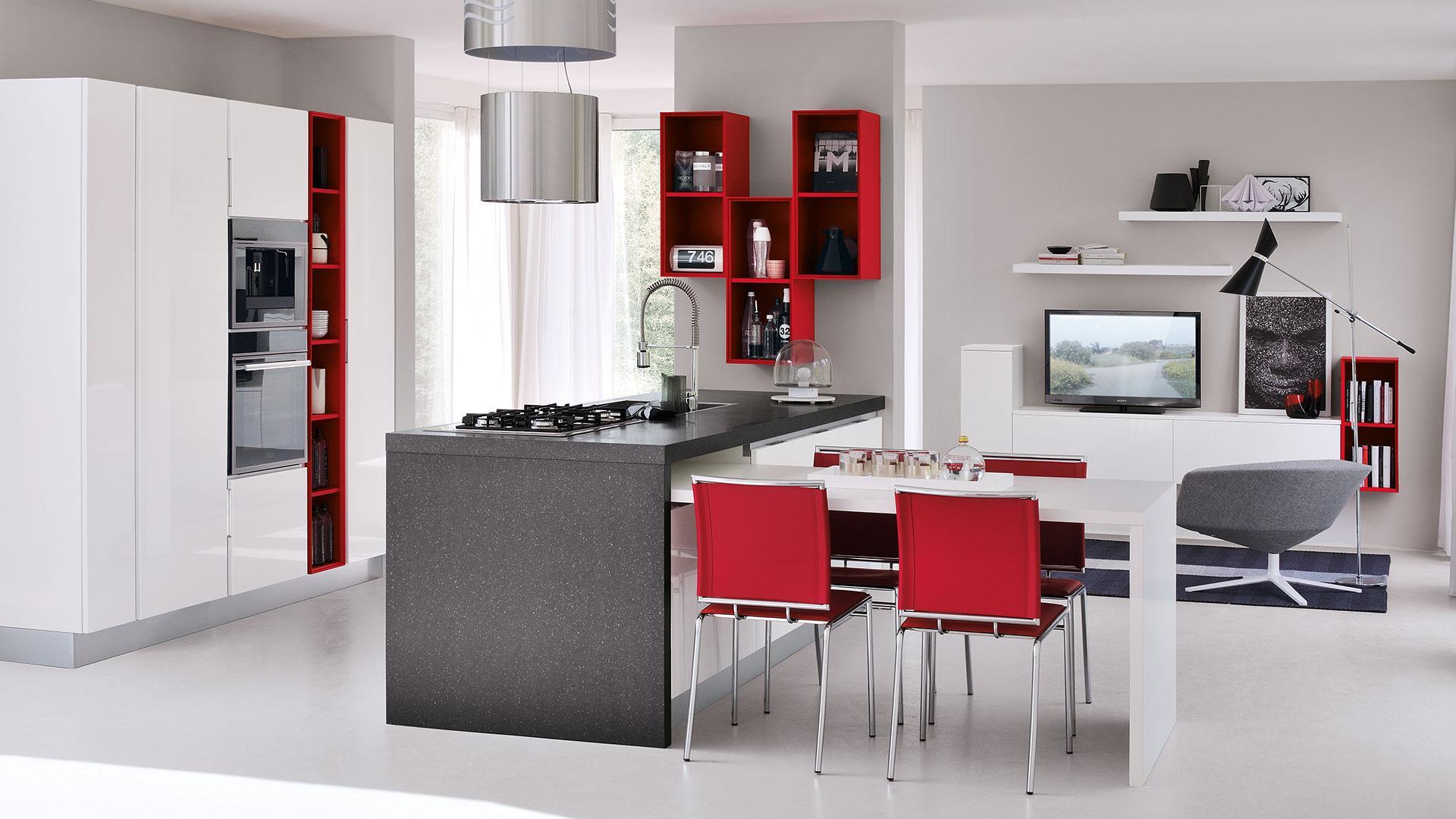 Centri cucine roma amazing mobili sparaco centro - Mobilificio in campania ...