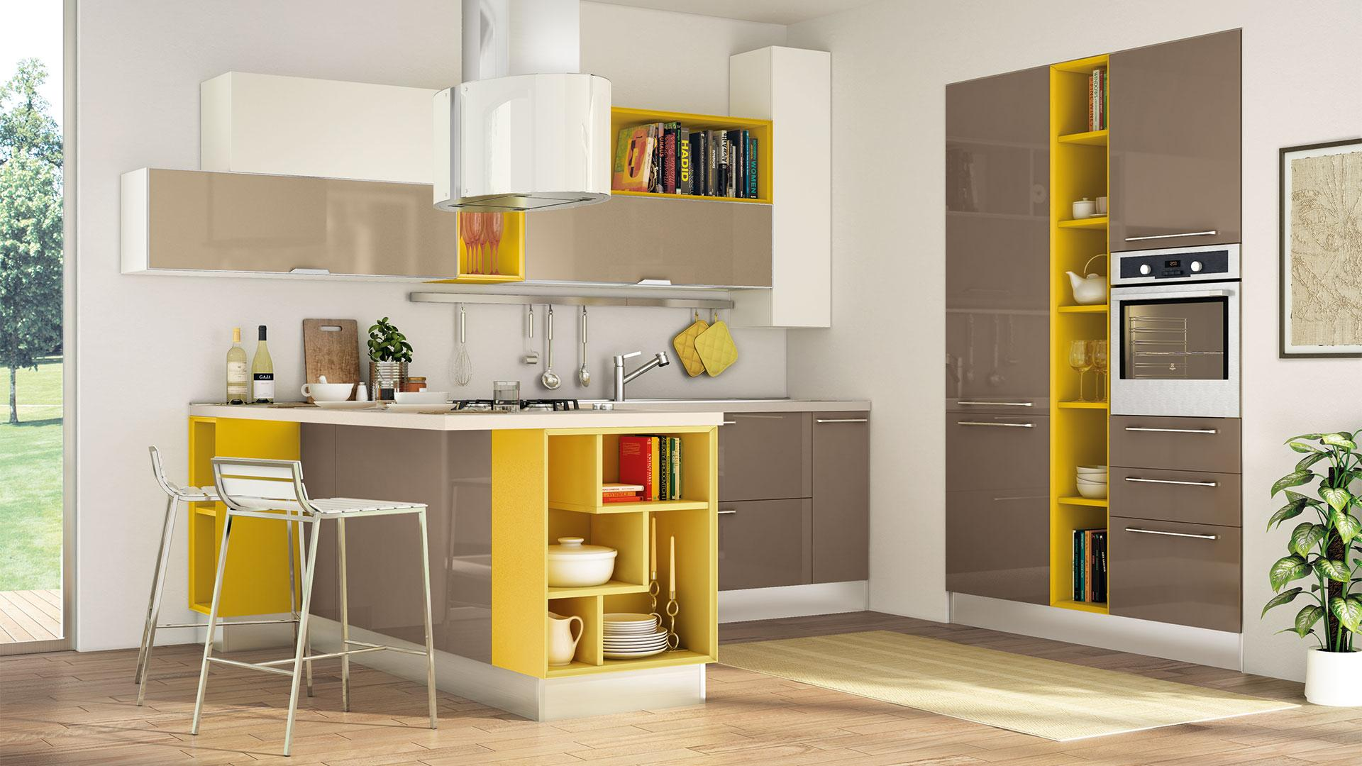 Emejing Cucine Etniche Milano Contemporary - Home Design Ideas 2017 ...